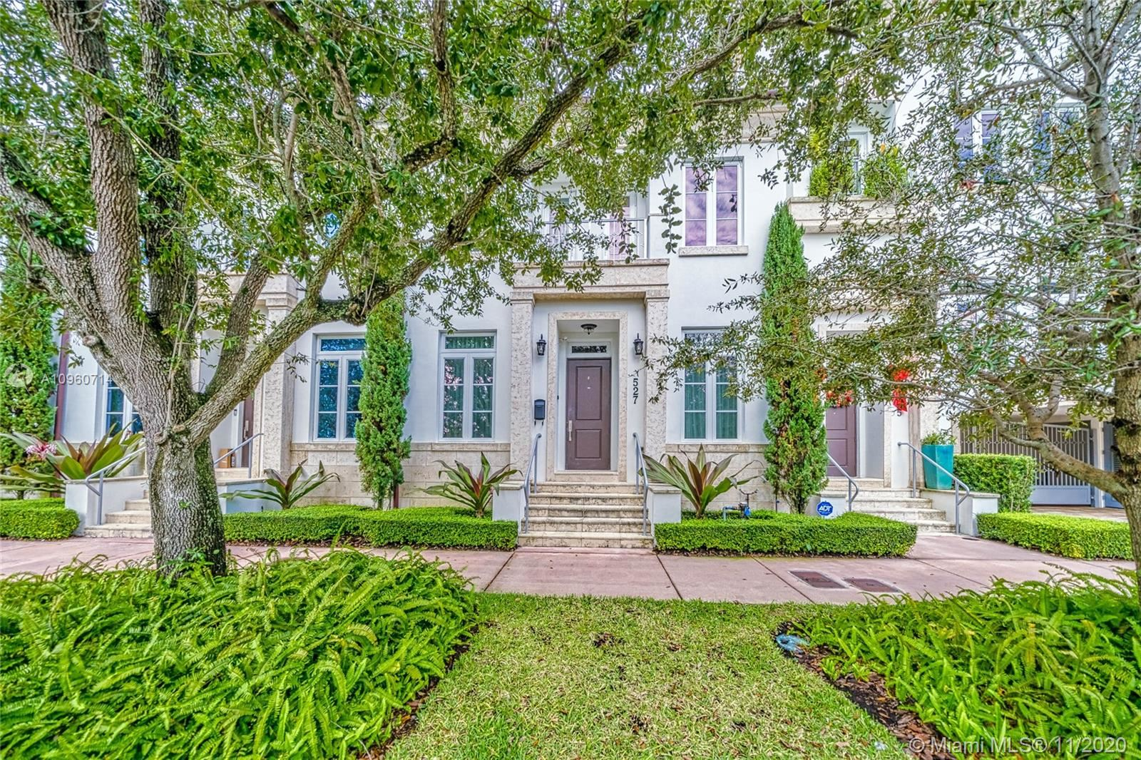 Photo of 527 Anastasia Ave, Coral Gables, FL 33134 (MLS # A10960714)