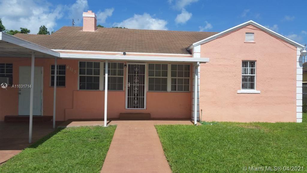 4115 NW 11th Pl, Miami, FL 33127 - #: A11031714