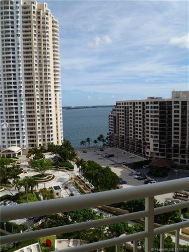 Photo of 888 Brickell Key Dr #1707, Miami, FL 33131 (MLS # A10761715)
