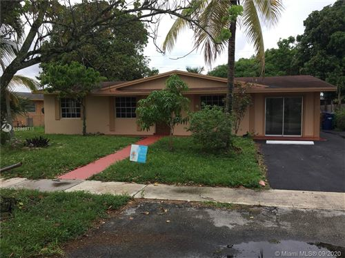 Photo of Listing MLS a10869715 in 1211 NW 50th Ave Lauderhill FL 33313