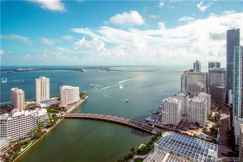 Photo of 495 Brickell Ave. #4611, Miami, FL 33131 (MLS # A10956715)
