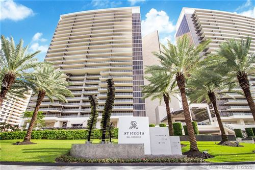 Photo of 9703 Collins Ave #806, Bal Harbour, FL 33154 (MLS # A10957715)