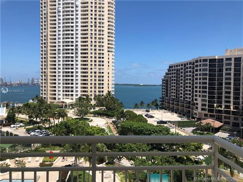 Photo of 888 Brickell Key Dr #1103, Miami, FL 33131 (MLS # A11003715)