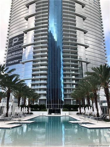 Photo of 851 NE 1st Ave #3002, Miami, FL 33132 (MLS # A11102715)