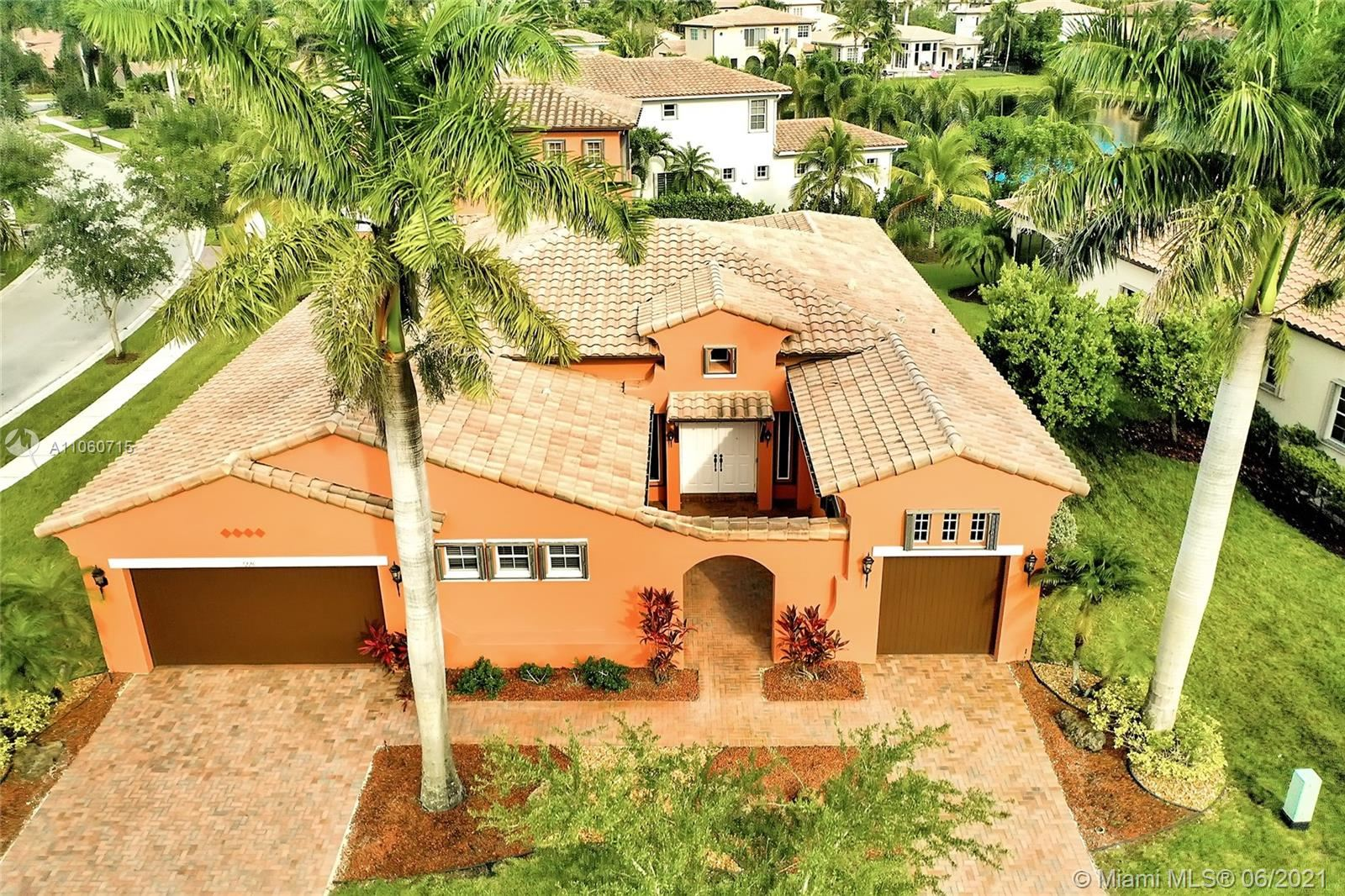 7226 NW 123rd Ave, Parkland, FL 33076 - #: A11060715