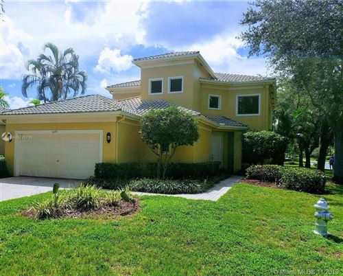 Photo of 6695 NW 23rd Ter, Boca Raton, FL 33496 (MLS # A10770716)