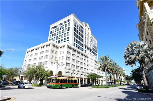 Photo of 1600 Ponce De Leon Blvd #1017, Coral Gables, FL 33134 (MLS # A10805716)