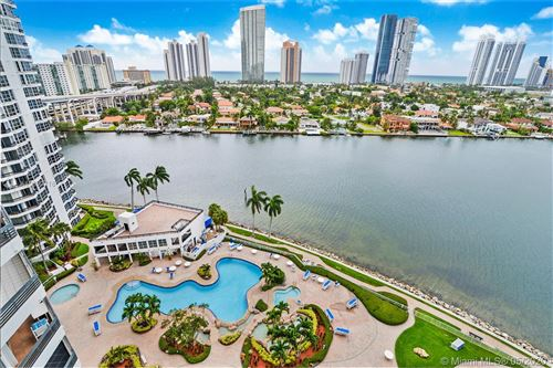 Photo of Listing MLS a10859716 in 19101 Mystic Pointe Dr #1709 Aventura FL 33180