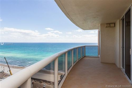 Photo of 18911 Collins Ave. #1802, Sunny Isles Beach, FL 33160 (MLS # A10944716)