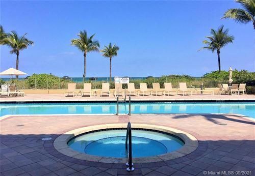 Photo of 2080 S Ocean Dr #1104, Hallandale Beach, FL 33009 (MLS # A11103716)