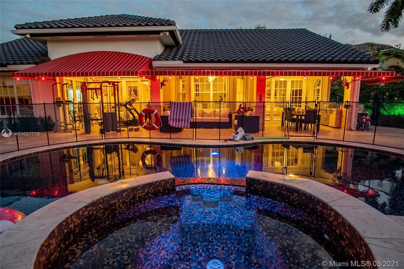 8355 NW 161st Ter, Miami Lakes, FL 33016 - #: A11007716