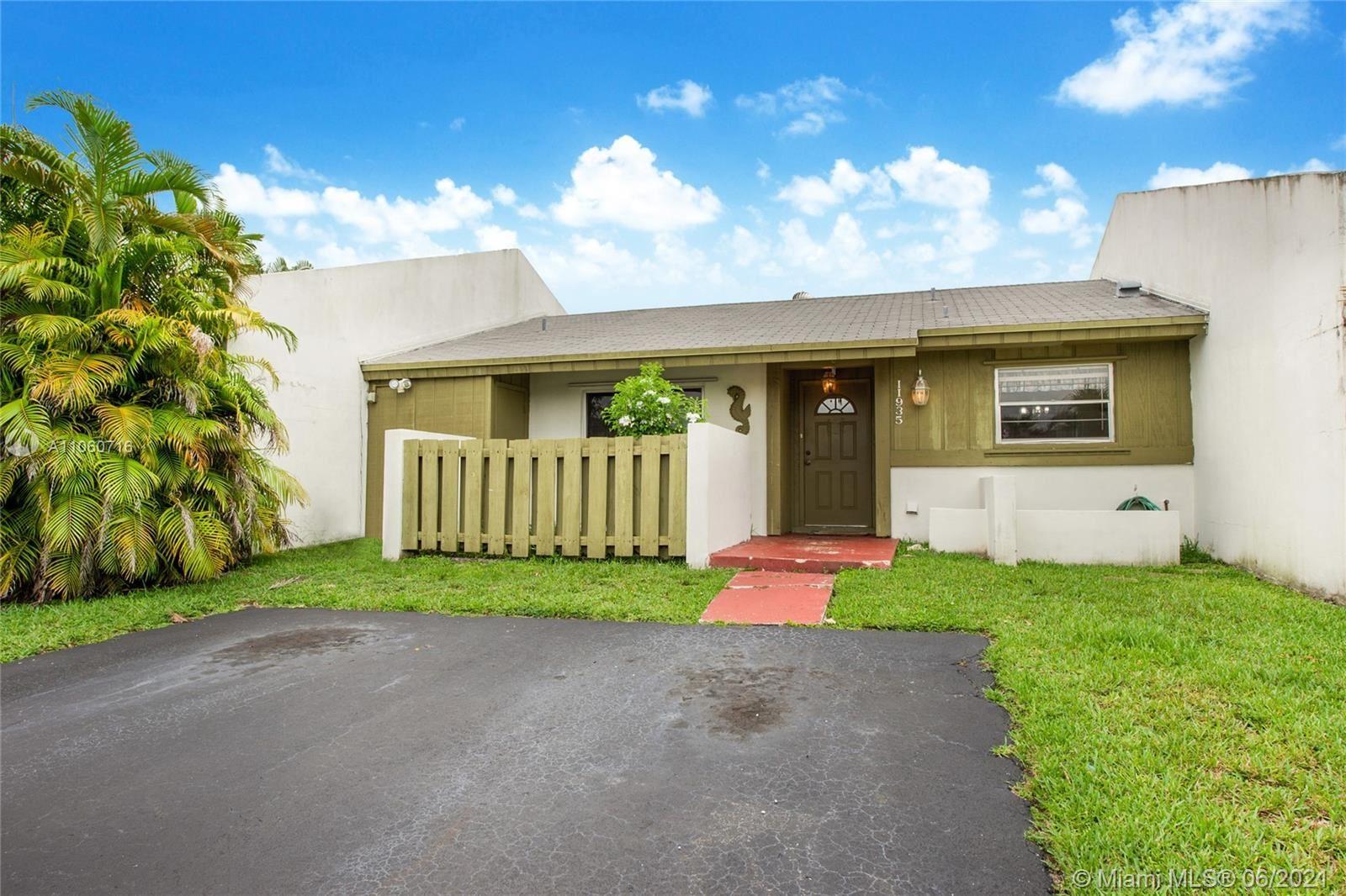 11935 SW 123rd Ave #11935, Miami, FL 33186 - #: A11060716