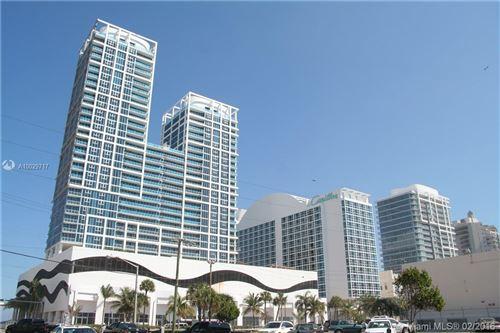 Foto de inmueble con direccion 6801 Collins Ave #917 Miami Beach FL 33141 con MLS A10029717