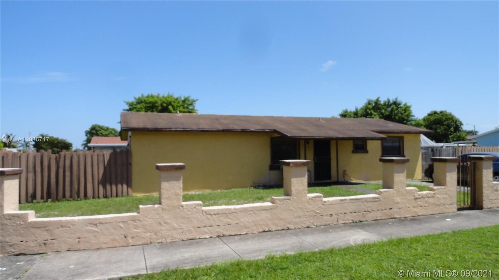 19291 NW 34th Ave, Miami Gardens, FL 33056 - #: A11085717