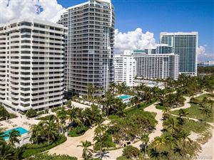 Photo of 10205 Collins Ave #Lanai 106, Bal Harbour, FL 33154 (MLS # A10628718)