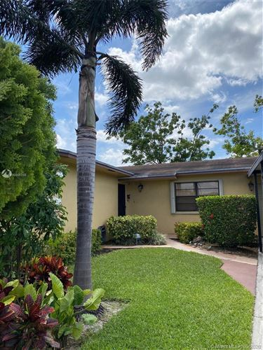 Photo of Listing MLS a10856718 in 15980 NW 37th Ave Miami Gardens FL 33054