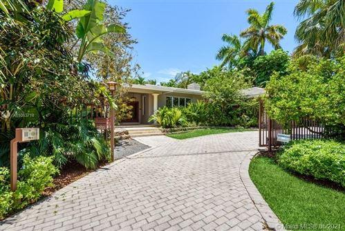 Photo of 4095 El Prado Blvd, Coconut Grove, FL 33133 (MLS # A11053718)