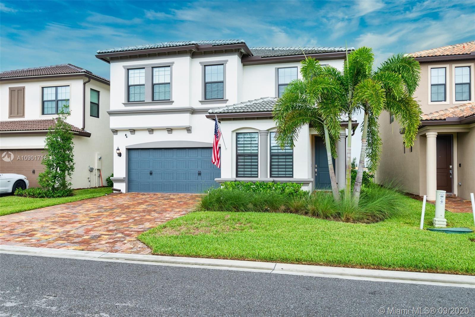 8215 Hanoverian Dr, Lake Worth, FL 33467 - #: A10901718