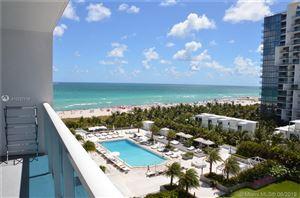 Photo of 2301 Collins Ave #803, Miami Beach, FL 33139 (MLS # A10227719)
