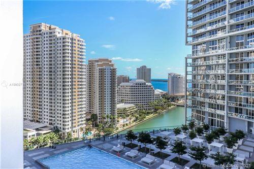 Photo of 475 Brickell Ave #1909, Miami, FL 33131 (MLS # A10802719)