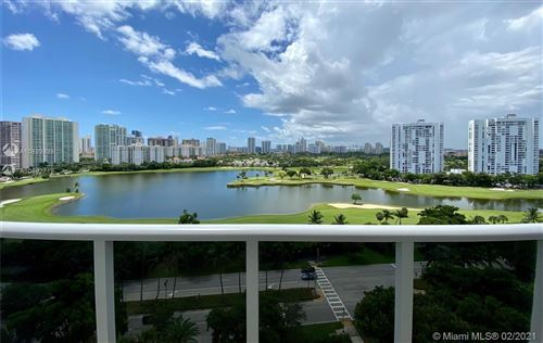 Photo of Listing MLS a10892719 in 3625 N Country Club Dr #808 Aventura FL 33180
