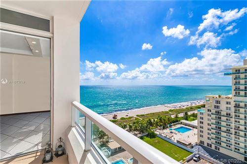 Photo of 5005 Collins Ave #1517, Miami Beach, FL 33140 (MLS # A11073719)
