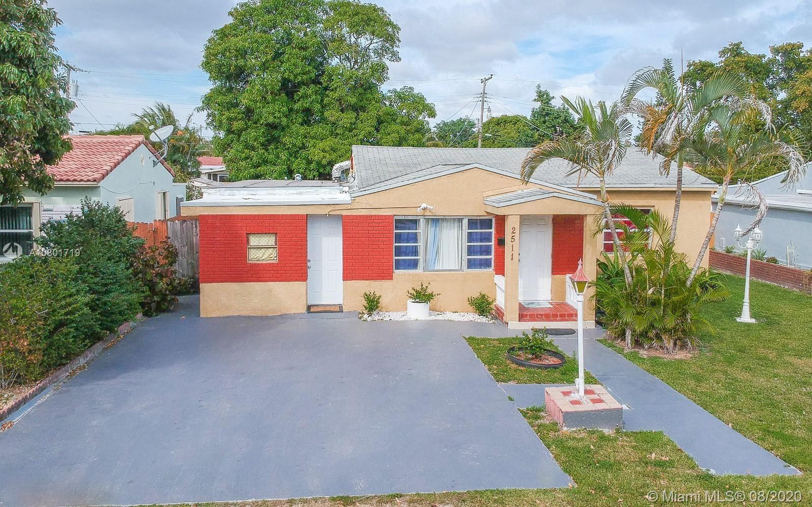2511 Thomas St, Hollywood, FL 33020 - #: A10801719