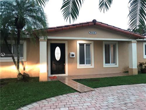 Foto de inmueble con direccion 9410 SW 15th St Miami FL 33174 con MLS A10943720
