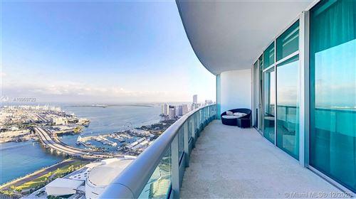 Photo of 900 Biscayne Blvd #PH6307, Miami, FL 33132 (MLS # A10959720)