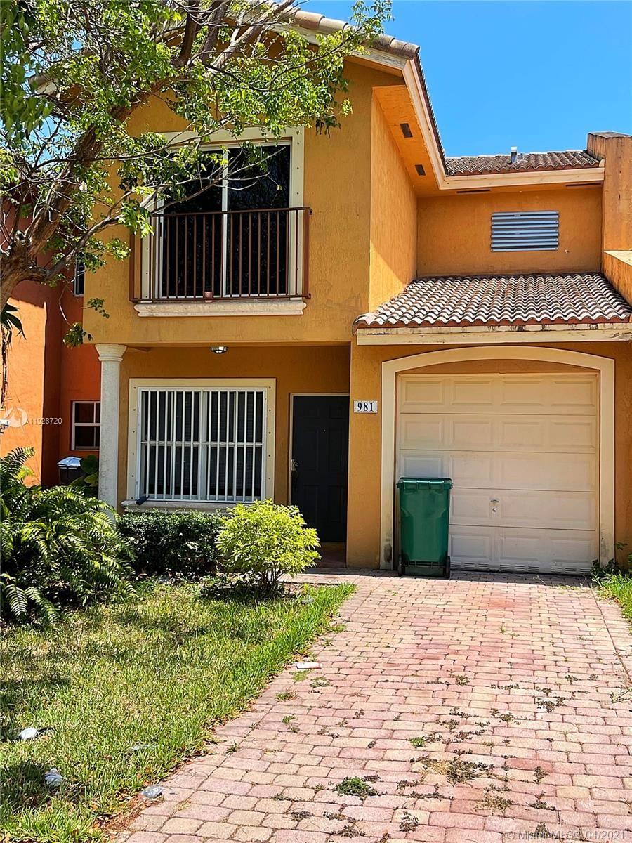 981 SW 6th Pl #981, Florida City, FL 33034 - #: A11028720