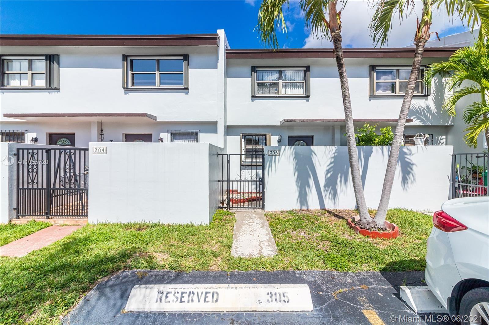 8020 SW 152nd Ave #305, Miami, FL 33193 - #: A11055720