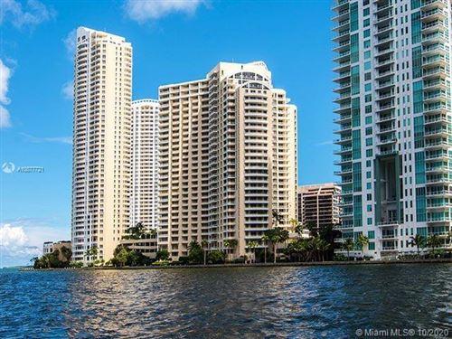 Photo of 888 Brickell Key Dr #1503, Miami, FL 33131 (MLS # A10877721)