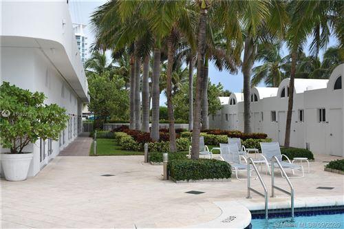 Photo of 6365 Collins Ave #CAB17, Miami Beach, FL 33141 (MLS # A10922721)