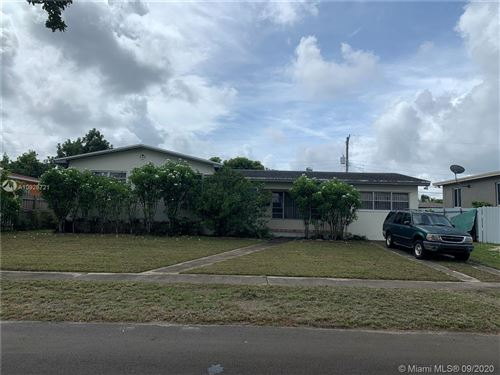 Photo of 780 NW 197th Ter, Miami Gardens, FL 33169 (MLS # A10926721)