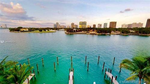 Photo of 10201 E Bay Harbor Dr #405, Bay Harbor Islands, FL 33154 (MLS # A10932721)