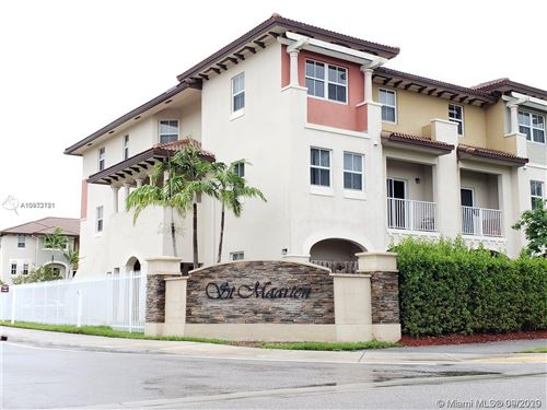 Photo of 8740 NW 97th Ave #101, Doral, FL 33178 (MLS # A10933721)