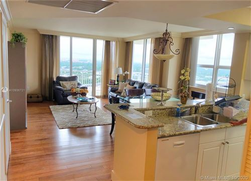 Photo of 19501 W Country Club Dr #2509, Aventura, FL 33180 (MLS # A10936721)