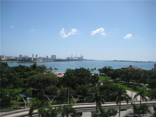 Photo of 50 BISCAYNE BL #803, Miami, FL 33132 (MLS # A10618722)