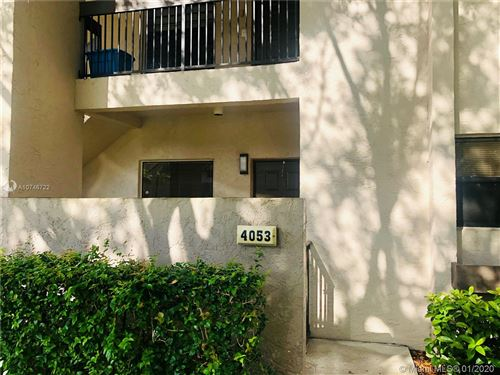Photo of 4053 NW 22nd St #216C, Coconut Creek, FL 33066 (MLS # A10746722)
