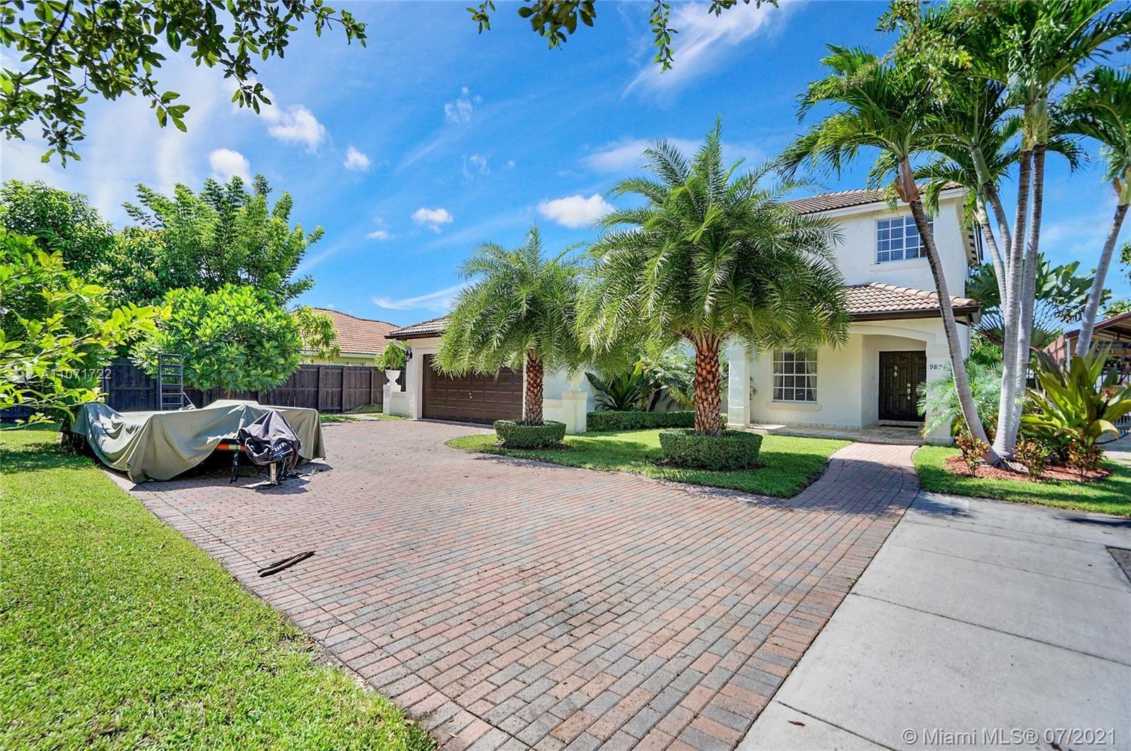 9874 SW 159th Pl, Miami, FL 33196 - #: A11071722
