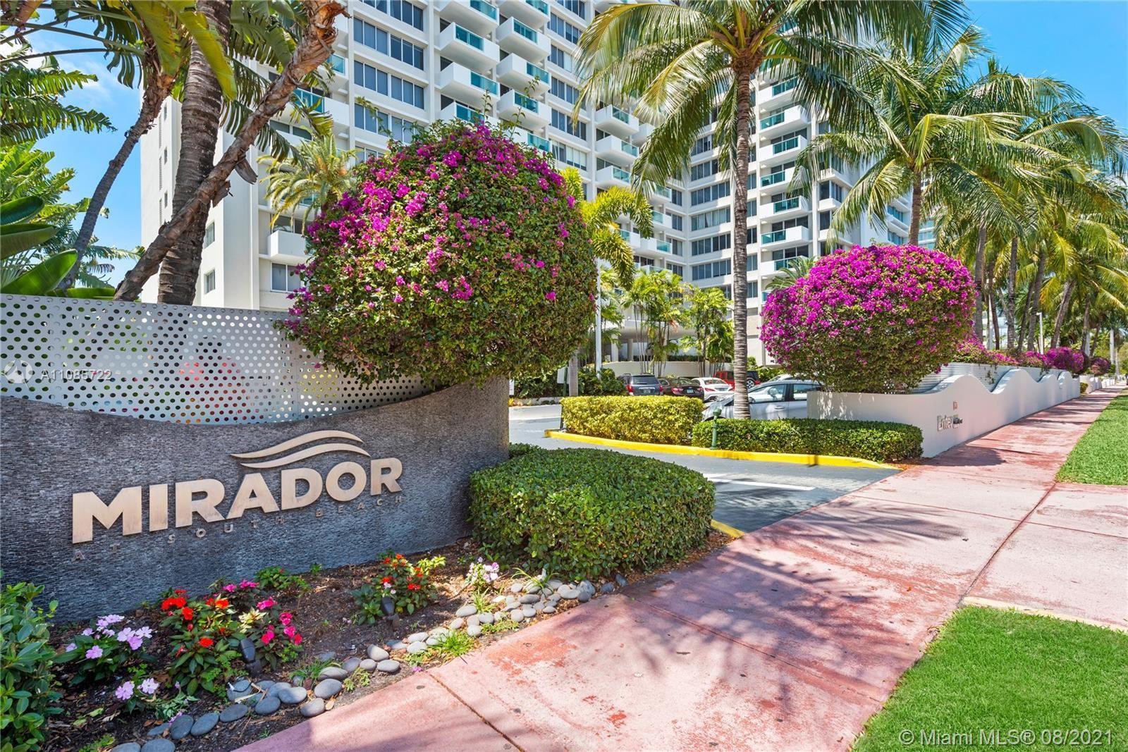 1200 West Ave #1112, Miami Beach, FL 33139 - #: A11085722