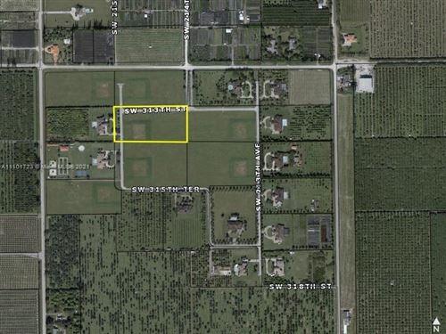 Photo of 0000 SW 215, Homestead, FL 33030 (MLS # A11101723)