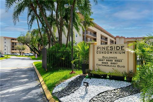 Photo of 8893 Fontainebleau Blvd #103, Miami, FL 33172 (MLS # A11114723)
