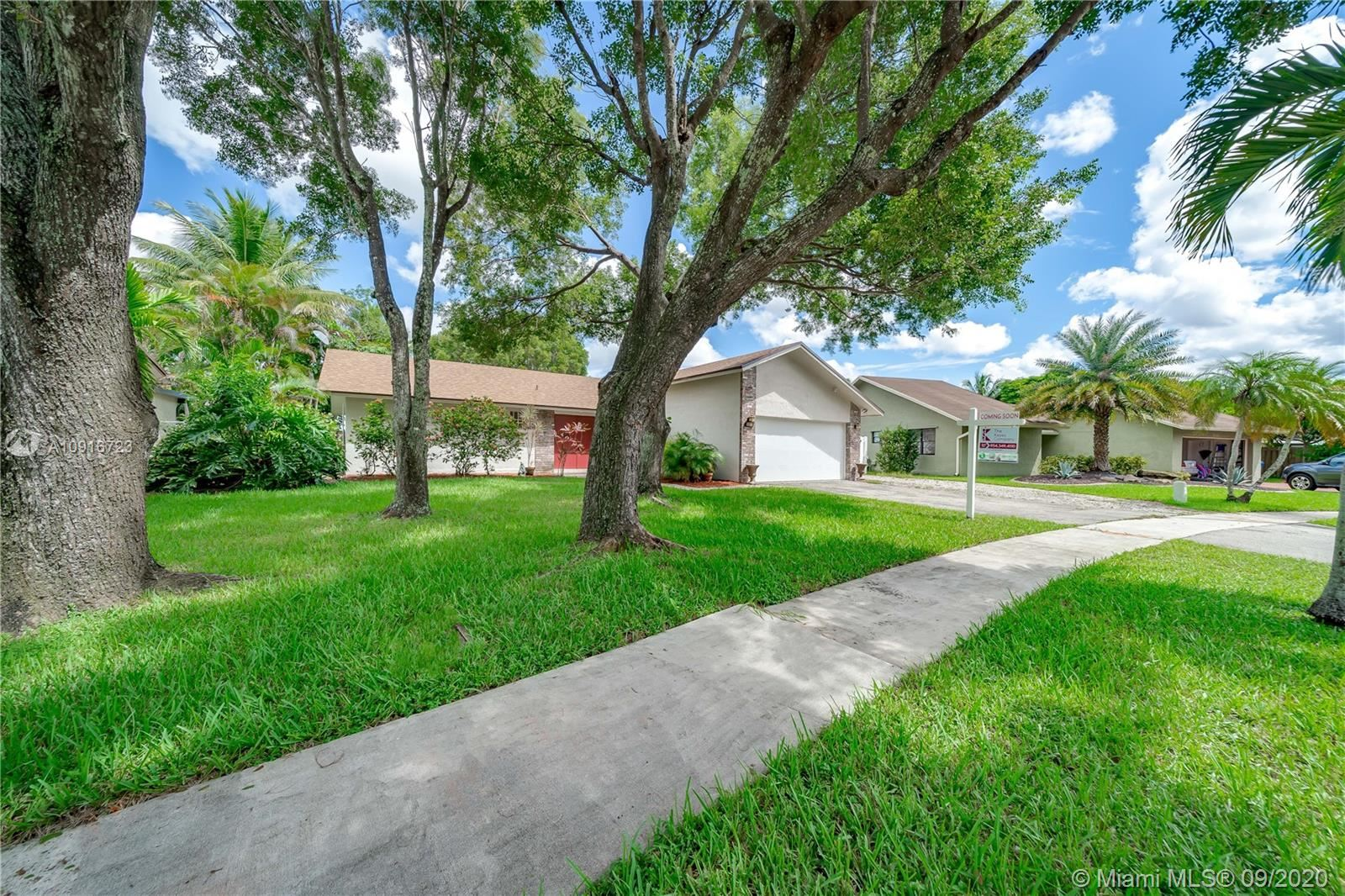 Photo of 4600 NW 93rd Ave, Sunrise, FL 33351 (MLS # A10916723)