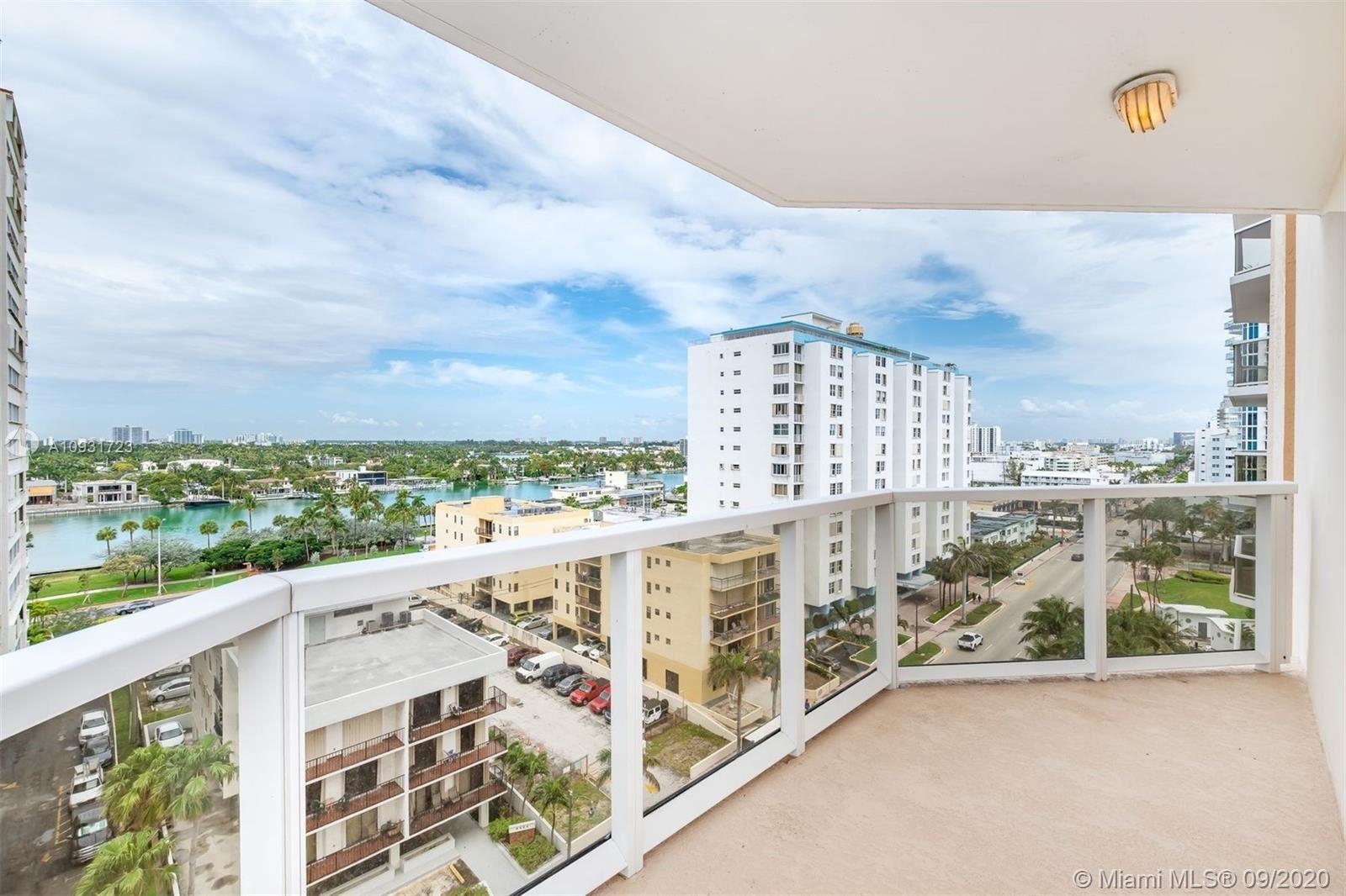 Photo of 6423 Collins Ave #1001, Miami Beach, FL 33141 (MLS # A10931723)