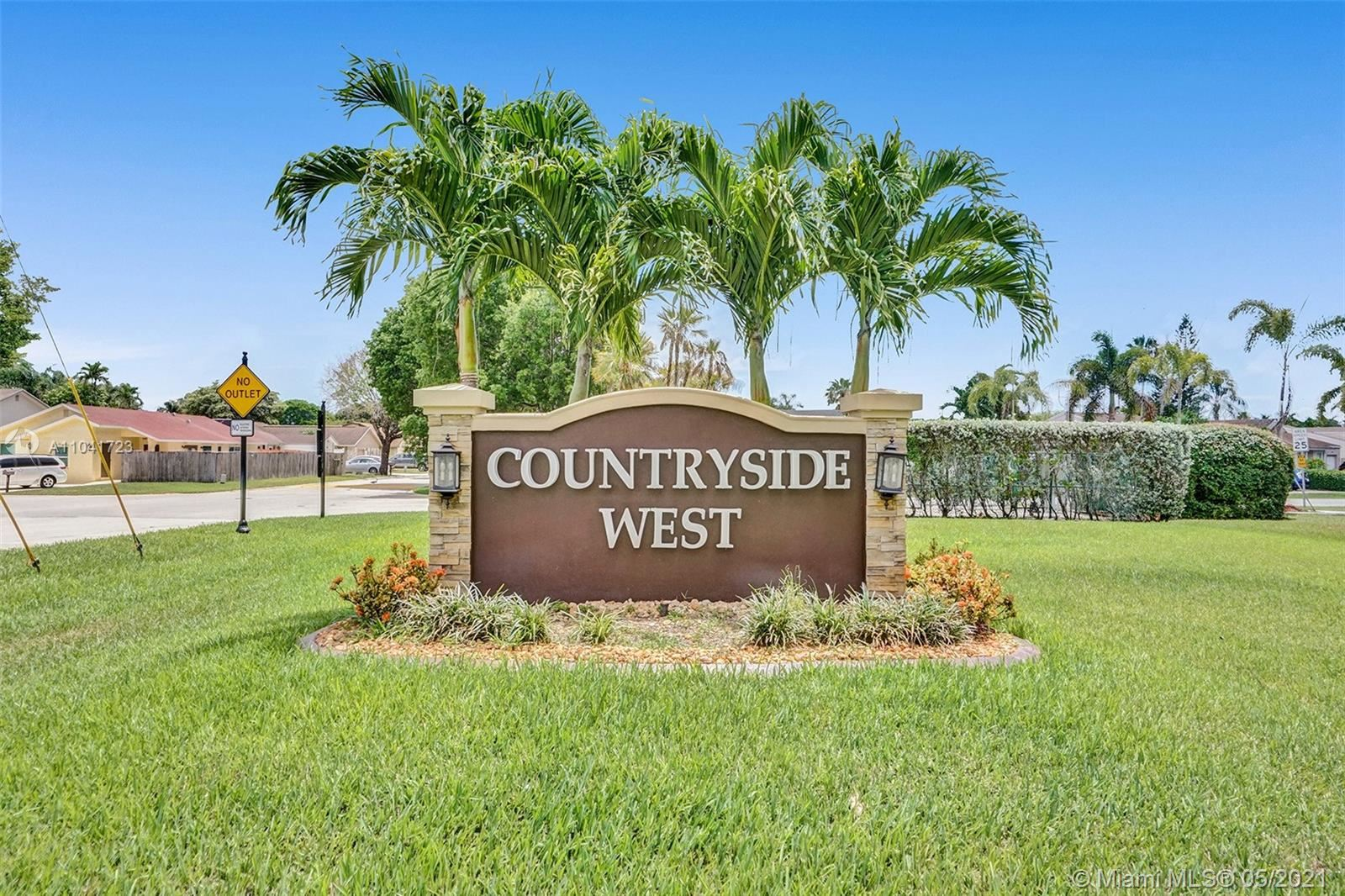 9712 SW 57th St, Cooper City, FL 33328 - #: A11041723