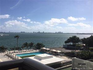 Photo of 600 NE 36 ST #604, Miami, FL 33137 (MLS # A10420724)