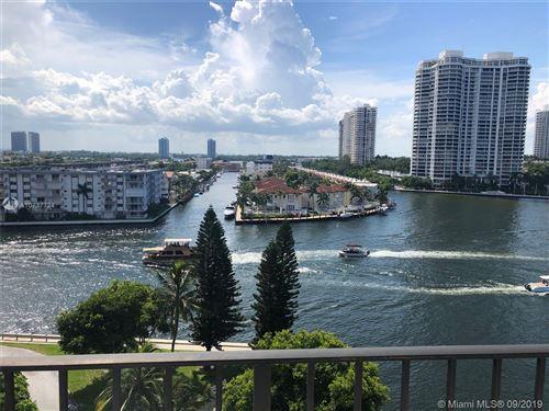 Photo of 301 174th St #919, Sunny Isles Beach, FL 33160 (MLS # A10737724)