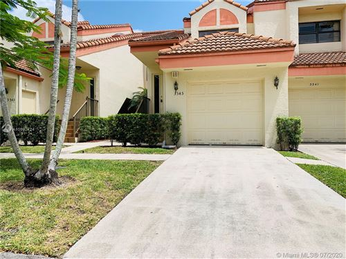 Photo of Listing MLS a10902724 in 3345 Emerald Oaks Dr #106 Hollywood FL 33021