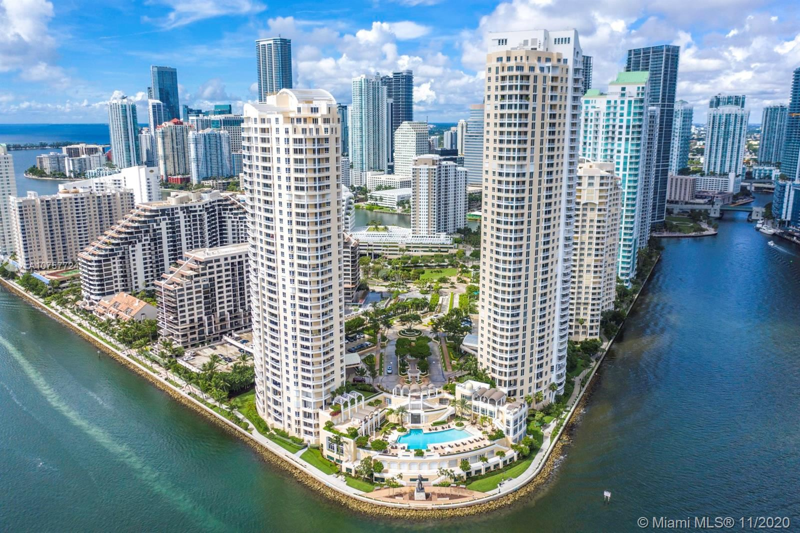 848 Brickell Key Dr #601, Miami, FL 33131 - #: A10757724